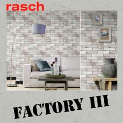 Обои Rasch каталог Factory III