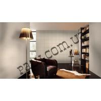 Белые обои для стен 576153 и 576450 - каталог Cosmopolitan 2017 От Rasch в интерьере гостиной